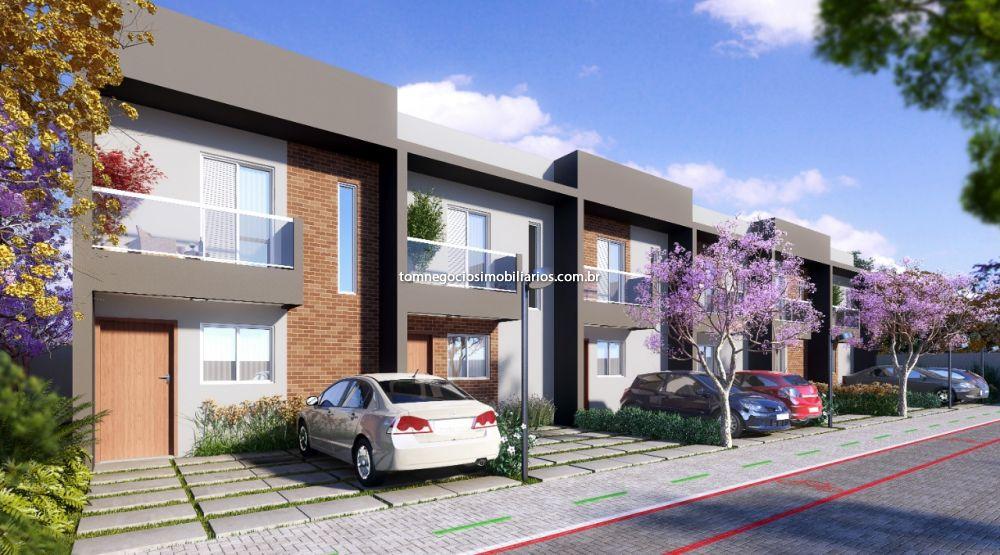 Casa em Condomínio Parque Santa Rosa 2 dormitorios 1 banheiros 2 vagas na garagem
